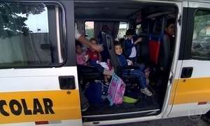 Contran suspende obrigatoriedade de cadeirinhas em veículos escolares