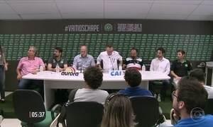 Chapecoense é declarada campeã da Copa Sul-Americana 2016