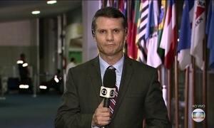Renan vai ao Planalto relatar os acontecimentos a Temer