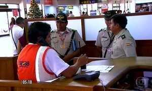Polícia boliviana prende três funcionários da companhia