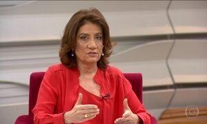 Miriam Leitão comenta mudanças na proposta de reforma da Previdência