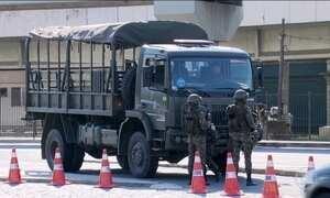 Quadrilhas 'esquentam' carros roubados com chassis do Exército