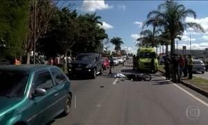 Bom Dia Brasil mapeia os trechos das estradas mais perigosos do país