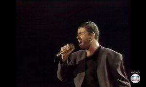 Morte do cantor George Michael causa comoção no meio artístico