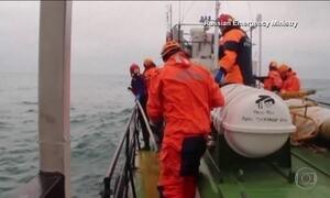 Queda de avião militar russo no Mar Negro mobiliza equipes de busca