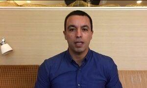 Prefeito eleito de Osasco (SP), Rogério Lins (PTN), passa Natal preso