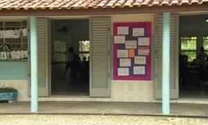 Escola rural carrega história de luta, empenho e cidadania