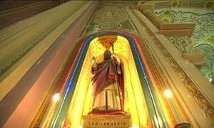 Milagre de San Gennaro não se repete e catástrofe pode acontecer em 2017