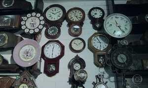 Cientistas e filósofos tentam explicar a passagem do tempo