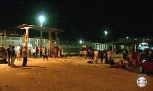 Trinta e três presos são assassinados no maior presídio de Roraima