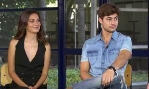 Atores Marina Moschen e Rafael Vitti alertam os jovens sobre vírus HPV