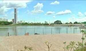 Cuiabá tem temperaturas mais amenas no verão do que no inverno