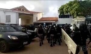 Rebelião em presídio no RN deixa 26 mortos