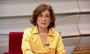 Miriam Leitão avalia expectativas de crescimento econômico do Brasil