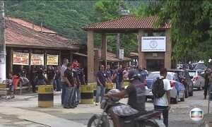 Agentes penitenciários do RJ entram em greve