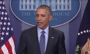 Na última entrevista como presidente, Obama exalta a imprensa livre