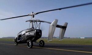 Autoescola para carro voadores