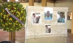 Vítimas de acidente com aeronave em Paraty são veladas neste domingo