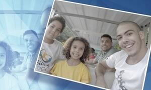 Semelhança de filhos com Ronaldo Fenômeno impressiona na internet