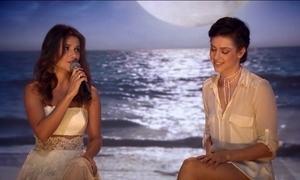 Sophia Abrahão e Paula Fernandes encerram especial de verão