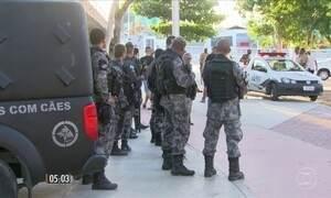 RJ aguarda tropas federais que irão reforçar a segurança no estado