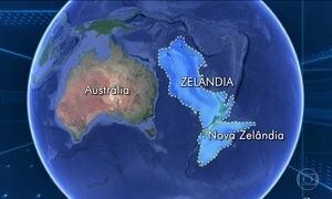 Cientistas identificam continente submerso no Pacífico: Zelândia