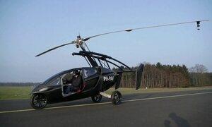 Holandeses criam carro voador, que começa a ser vendido em 2018