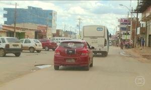 Nem escolta armada impede ataque de criminosos a ônibus no DF