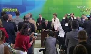 Lula, Dilma e Mercadante teriam atuado para obstruir a Operação Lava Jato