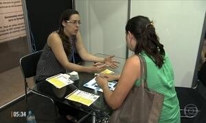 Feira dá orientações para pessoas que querem abrir o próprio negócio
