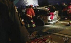 Polícia de SP investiga trapalhada de policiais que tiveram viatura roubada