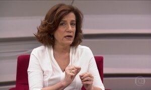 Miriam Leitão comenta indicadores conflitantes na economia brasileira