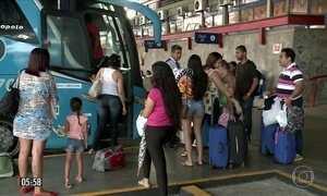 Lei permite que jovens de famílias de baixa renda viagem de graça pelo país
