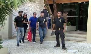 PF prende dois suspeitos de cobrar propina na obra do metrô do Rio