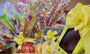 Páscoa é oportunidade de renda extra para quem trabalha com chocolates