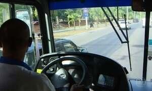 Três em cada 10 motoristas de ônibus foram assaltados nos últimos 2 anos