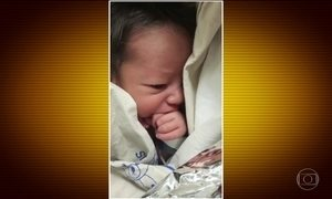 Recém-nascido é jogado em cesto de roupa suja em hospital em Brasília