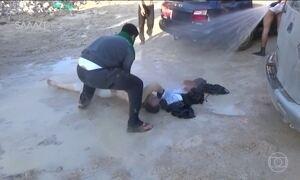 Provável ataque químico mata 58 pessoas e fere dezenas na Síria