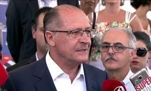 Alckmin teria recebido verba não declarada em campanhas
