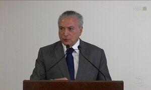No Planalto, esforço é para evitar que inquéritos paralisem reformas