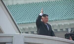 'É melhor a Coreia do Norte não testar a determinação de Trump', diz Pence