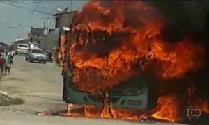 Polícia prende 17 suspeitos de ataques a ônibus em Fortaleza