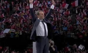 Eleitores se preparam para primeiro turno das eleições na França