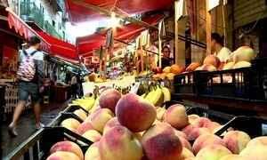 Sicília, famosa pela dieta mediterrânea, tem mercados de 1,2 mil anos
