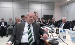 Lula diz que nunca teve a intenção de adquirir o triplex no Guarujá