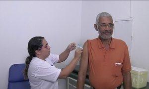 Dia D da vacinação contra gripe é neste sábado (13) em todo o país