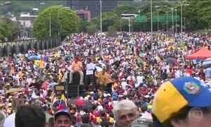 Nicolás Maduro decreta mais uma vez o estado de exceção na Venezuela