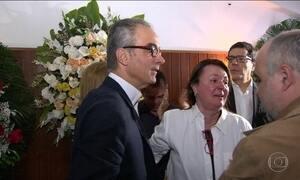 Moreno deixa saudades em amigos, colegas de profissão e políticos