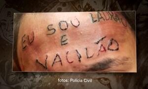 Tatuagem na testa, punição usada antes de Cristo, há muito foi abolida