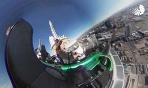 Fant360: experiência mostra Las Vegas, cidade do pecado, das alturas
